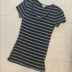 Zenana Outfitters Scoop neck Tee